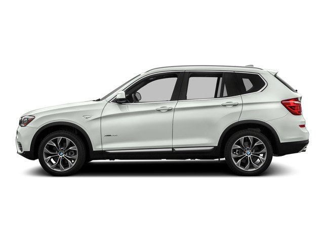 2016 BMW X3 Prices and Values Utility 4D 28i 2WD I4 Turbo side view