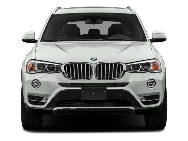 2016 BMW X3 Prices and Values Utility 4D 28i 2WD I4 Turbo front view