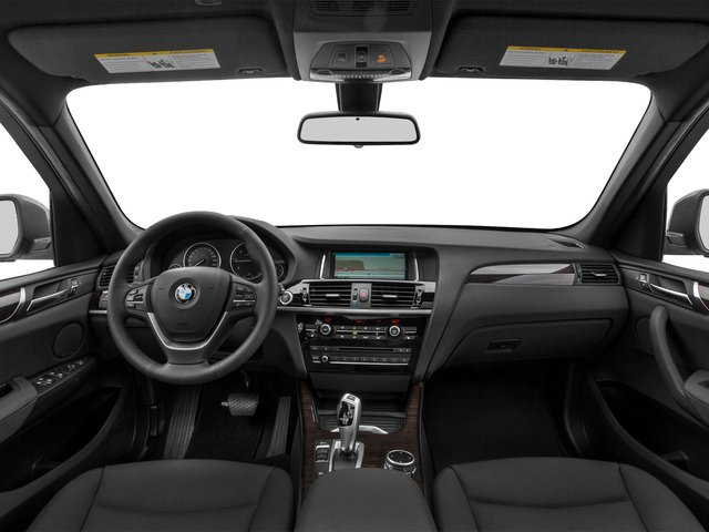 2016 BMW X3 Prices and Values Utility 4D 28i 2WD I4 Turbo full dashboard