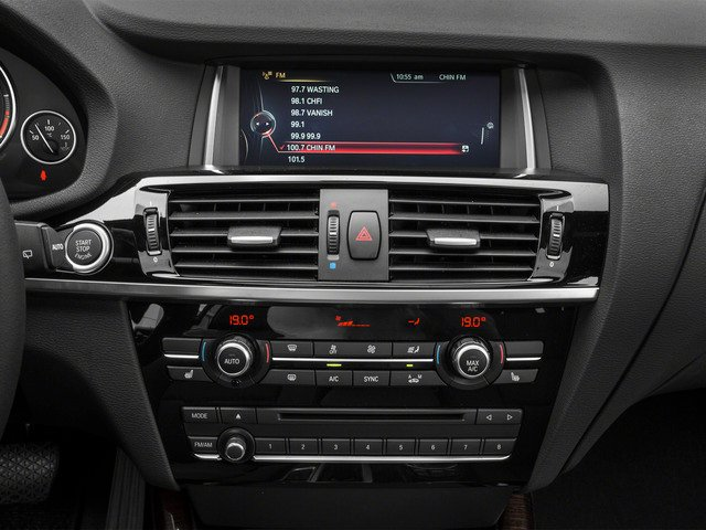 2016 BMW X3 Prices and Values Utility 4D 28i 2WD I4 Turbo stereo system