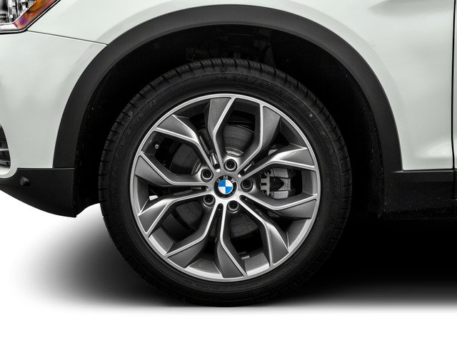 2016 BMW X3 Prices and Values Utility 4D 28i 2WD I4 Turbo wheel