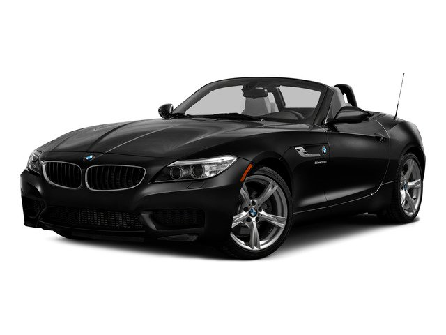 2016 BMW Z4 Pictures Z4 Roadster 2D Z4 35is I6 photos side front view