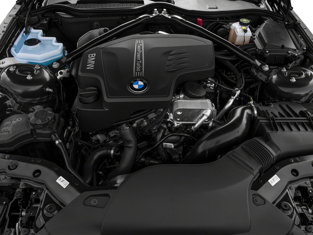 2016 BMW Z4 Pictures Z4 Roadster 2D Z4 35is I6 photos engine