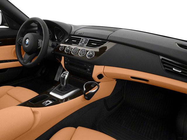 2016 BMW Z4 Pictures Z4 Roadster 2D Z4 35is I6 photos passenger's dashboard