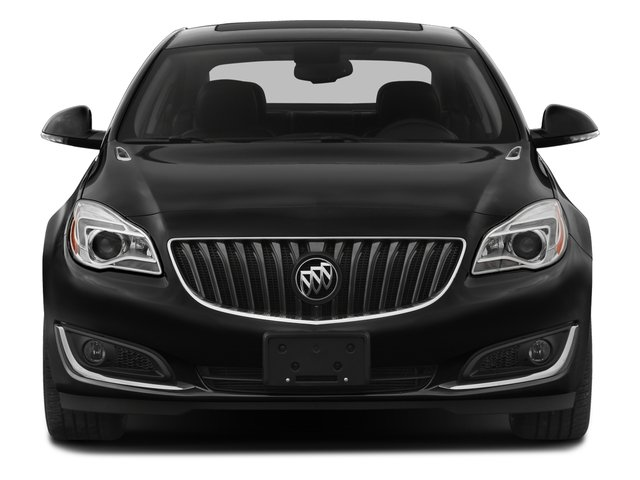 2016 Buick Regal Pictures Regal Sedan 4D AWD I4 Turbo photos front view