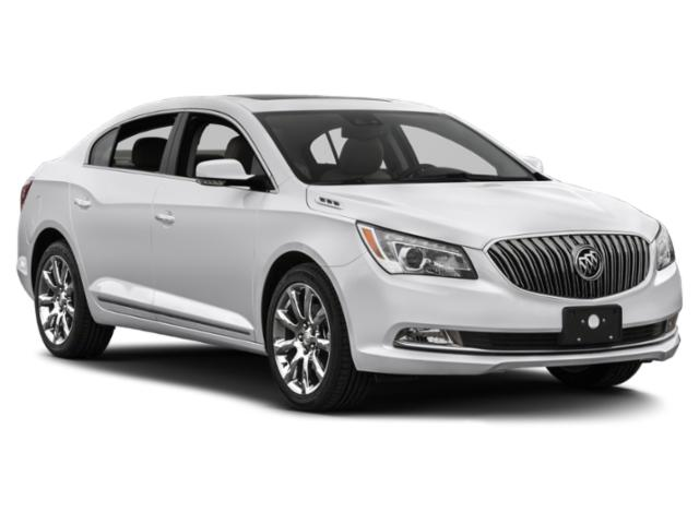 2016 Buick LaCrosse Prices and Values Sedan 4D Leather AWD V6 side front view