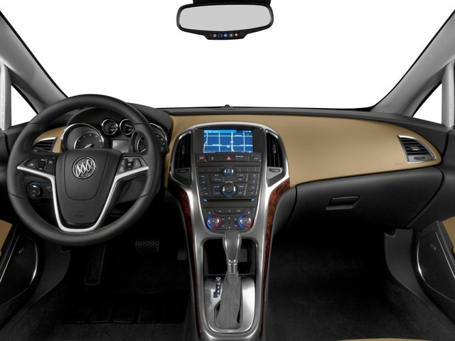 2016 Buick Verano Pictures Verano Sedan 4D Premium I4 Turbo photos full dashboard