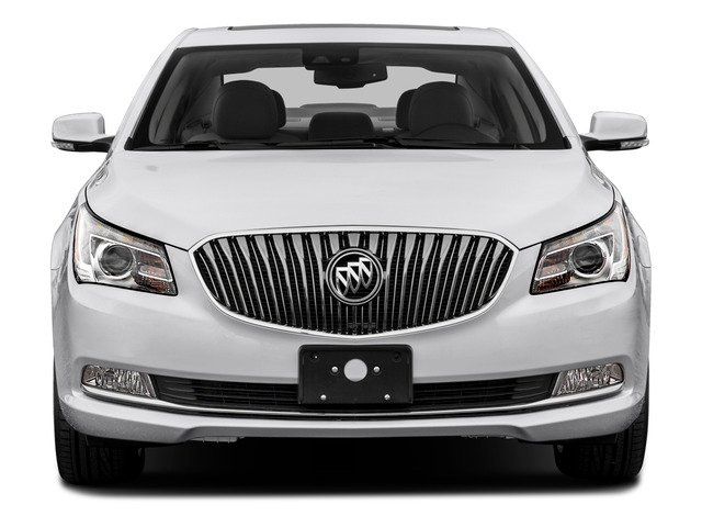2016 Buick LaCrosse Prices and Values Sedan 4D 1SV V6 front view