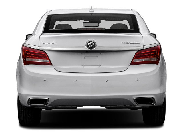 2016 Buick LaCrosse Prices and Values Sedan 4D 1SV V6 rear view