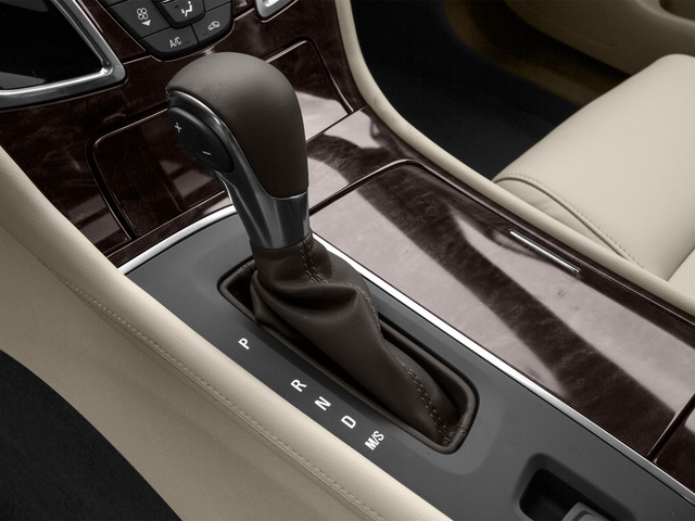 2016 Buick LaCrosse Prices and Values Sedan 4D 1SV V6 center console