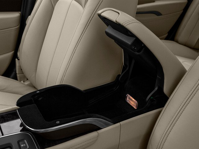 2016 Buick LaCrosse Prices and Values Sedan 4D 1SV V6 center storage console