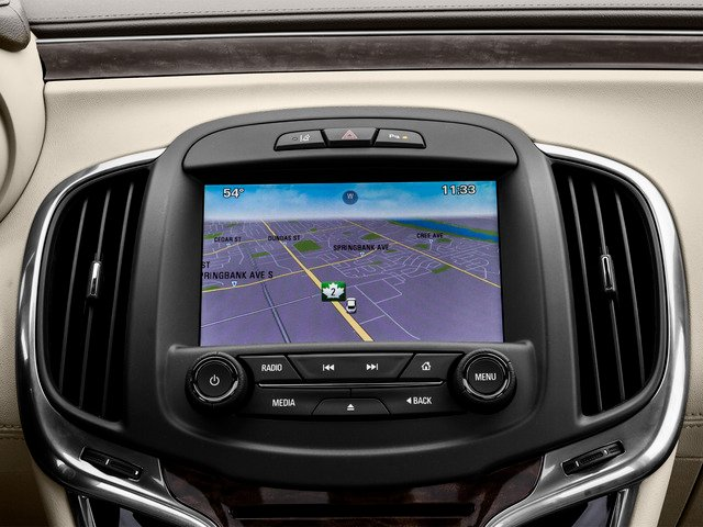 2016 Buick LaCrosse Prices and Values Sedan 4D 1SV V6 navigation system