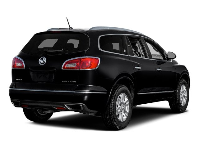 2016 Buick Enclave Prices and Values Utility 4D Premium AWD V6 side rear view