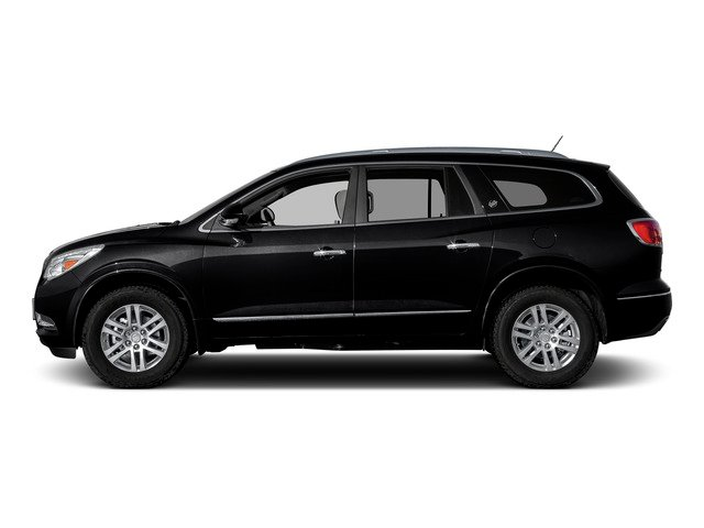 2016 Buick Enclave Prices and Values Utility 4D Premium AWD V6 side view