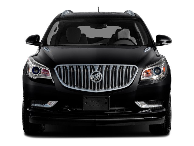 2016 Buick Enclave Prices and Values Utility 4D Premium AWD V6 front view