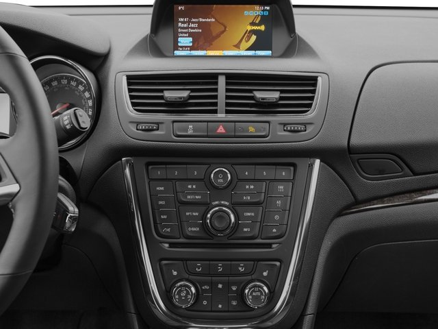 2016 Buick Encore Prices and Values Utility 4D Premium 2WD I4 Turbo stereo system