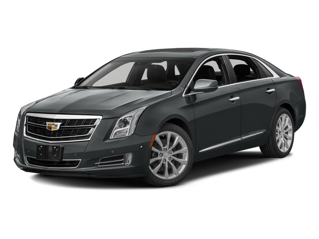 2016 Cadillac XTS Pictures XTS Sedan 4D Luxury AWD V6 photos side front view