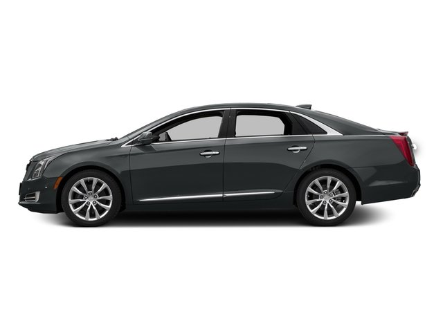 2016 Cadillac XTS Pictures XTS Sedan 4D Luxury AWD V6 photos side view
