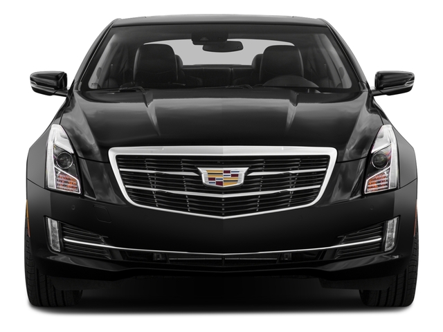 2016 Cadillac ATS Coupe Prices and Values Coupe 2D Performance I4 Turbo front view