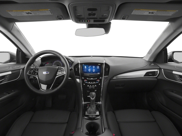 2016 Cadillac ATS Coupe Prices and Values Coupe 2D Performance I4 Turbo full dashboard