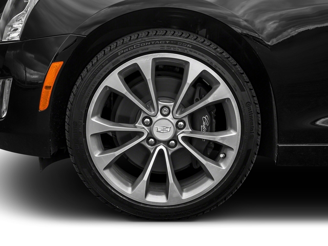 2016 Cadillac ATS Coupe Prices and Values Coupe 2D Performance I4 Turbo wheel