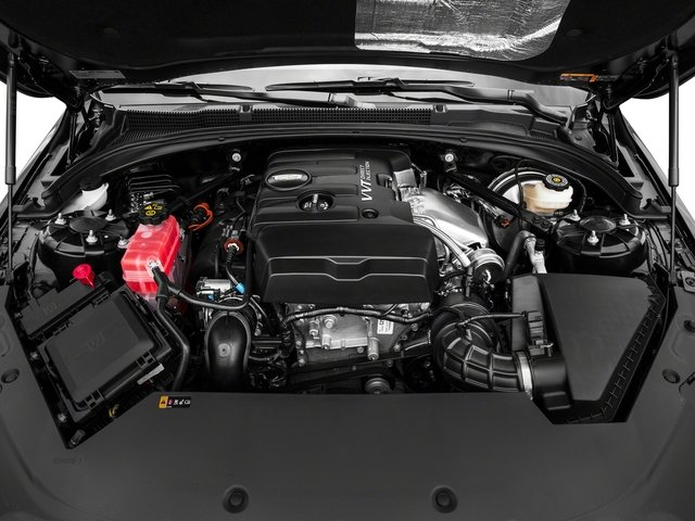 2016 Cadillac ATS Coupe Prices and Values Coupe 2D Performance I4 Turbo engine
