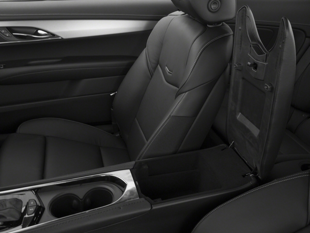 2016 Cadillac ATS Coupe Prices and Values Coupe 2D Performance I4 Turbo center storage console