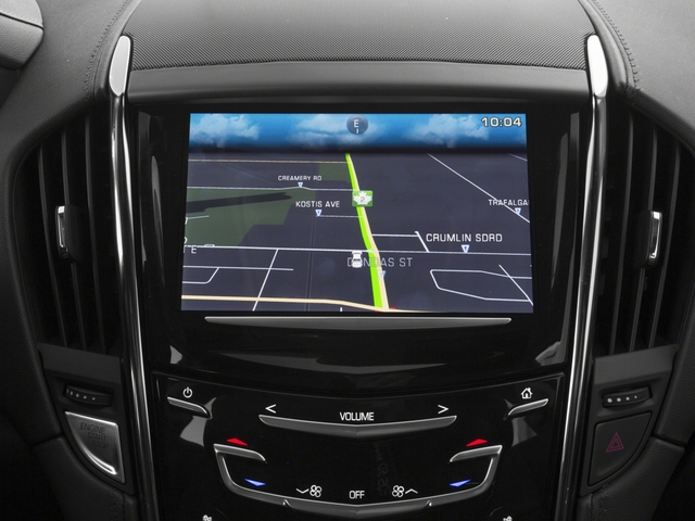 2016 Cadillac ATS Coupe Prices and Values Coupe 2D Performance I4 Turbo navigation system