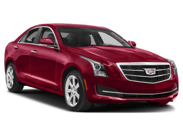 2016 Cadillac ATS Coupe Prices and Values Coupe 2D Performance I4 Turbo side front view