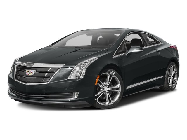 Cadillac ELR Coupe 2016 Coupe 2D I4 Electric - Фото 1