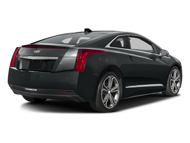 Cadillac ELR Coupe 2016 Coupe 2D I4 Electric - Фото 2