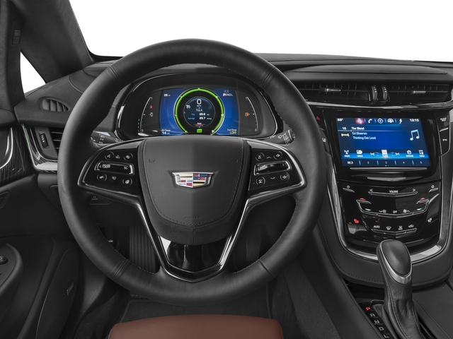 Cadillac ELR Coupe 2016 Coupe 2D I4 Electric - Фото 4