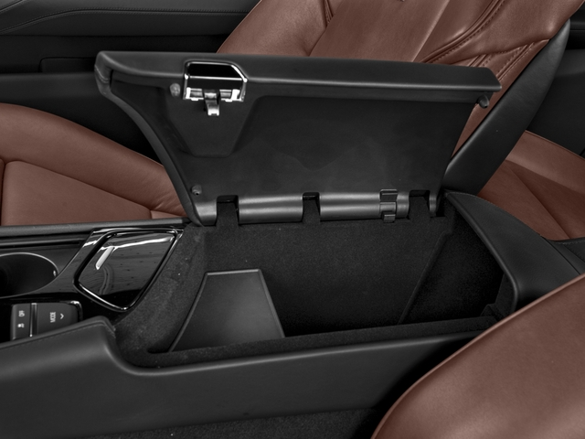 2016 Cadillac ELR Prices and Values Coupe 2D Performance I4 Electric center storage console