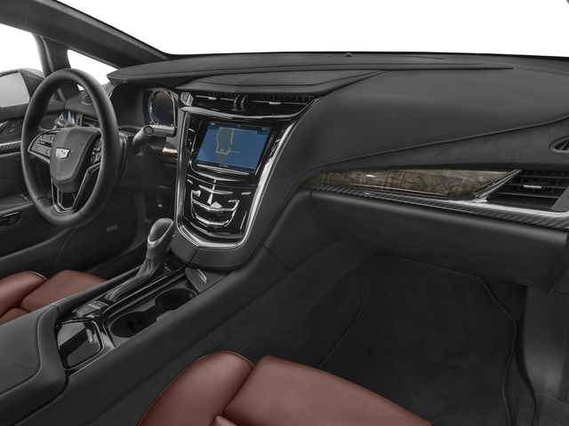 2016 Cadillac ELR Prices and Values Coupe 2D Performance I4 Electric passenger's dashboard