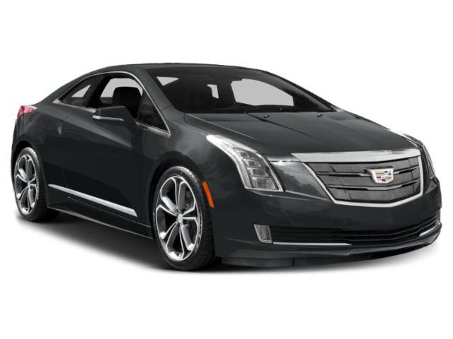 2016 Cadillac ELR Prices and Values Coupe 2D Performance I4 Electric side front view