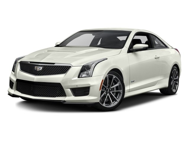 2016 Cadillac ATS-V Coupe Prices and Values Coupe 2D V-Series V6 Turbo