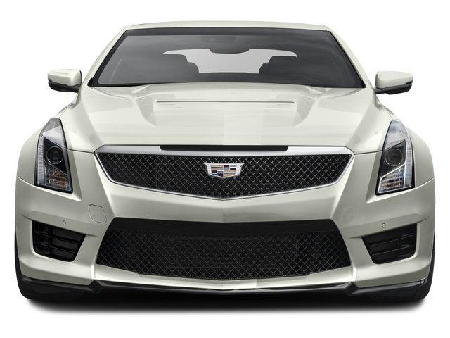 2016 Cadillac ATS-V Coupe Prices and Values Coupe 2D V-Series V6 Turbo front view