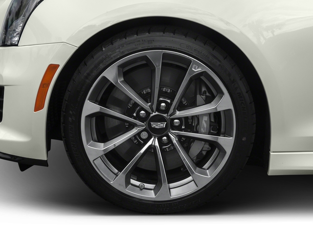 2016 Cadillac ATS-V Coupe Prices and Values Coupe 2D V-Series V6 Turbo wheel