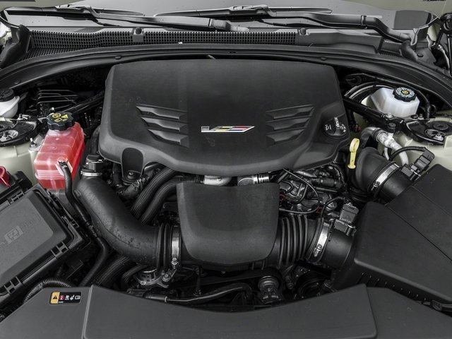 2016 Cadillac ATS-V Coupe Prices and Values Coupe 2D V-Series V6 Turbo engine