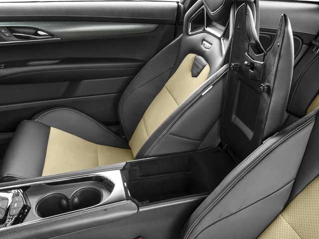 2016 Cadillac ATS-V Coupe Prices and Values Coupe 2D V-Series V6 Turbo center storage console