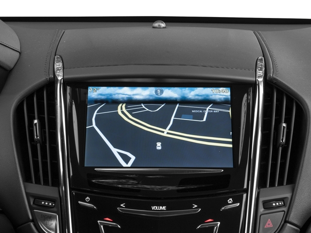 2016 Cadillac ATS-V Coupe Prices and Values Coupe 2D V-Series V6 Turbo navigation system