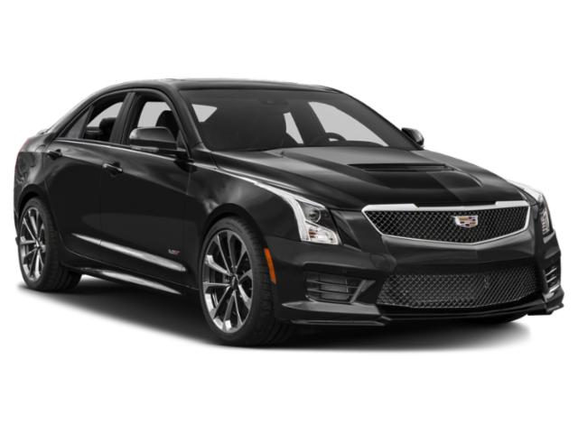 2016 Cadillac ATS-V Coupe Prices and Values Coupe 2D V-Series V6 Turbo side front view