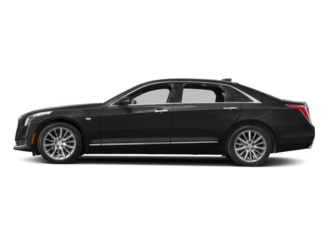 2016 Cadillac CT6 Pictures CT6 Sedan 4D Luxury 3.0TT AWD V6 Turbo photos side view