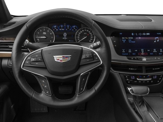 2016 Cadillac CT6 Pictures CT6 Sedan 4D Luxury 3.0TT AWD V6 Turbo photos driver's dashboard