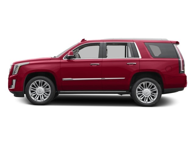 2016 Cadillac Escalade Prices and Values Utility 4D Platinum 2WD V8 side view
