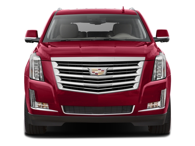 2016 Cadillac Escalade Prices and Values Utility 4D Platinum 2WD V8 front view