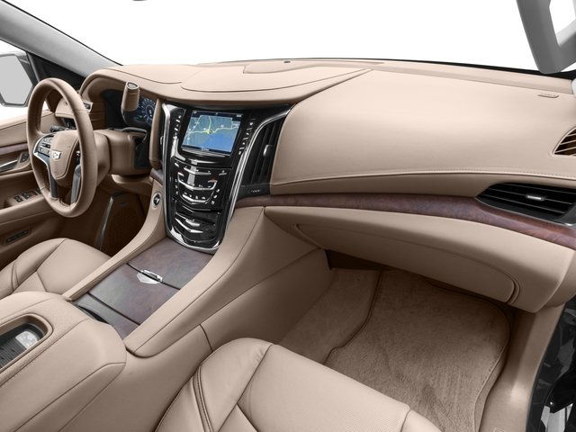 2016 Cadillac Escalade Prices and Values Utility 4D Platinum 2WD V8 passenger's dashboard