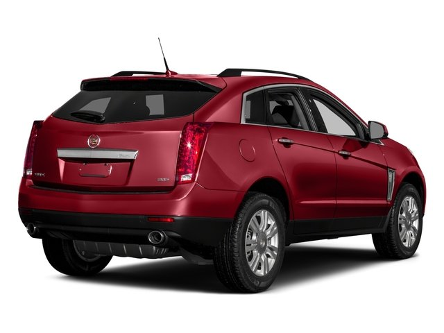 2016 Cadillac SRX Prices and Values Utility 4D Luxury 2WD V6 side rear view