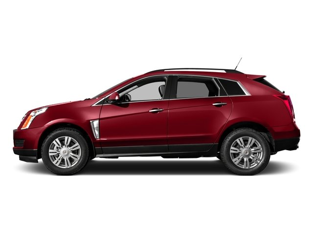 2016 Cadillac SRX Prices and Values Utility 4D Luxury 2WD V6 side view