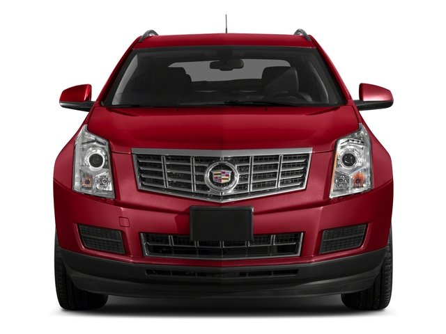 2016 Cadillac SRX Prices and Values Utility 4D Luxury 2WD V6 front view